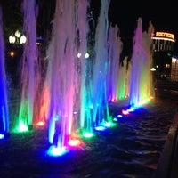 Снимок сделан в Площадь Победы пользователем Lena 8/27/2012