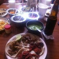 "Photo taken at Restaurante Y Antojitos ""La Salsa Verde"" by Mariano B. on 3/18/2012"