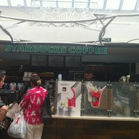 Photo taken at Starbucks by Veronika M. on 7/19/2012