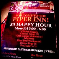 Photo taken at Piper Inn by Alejandro™ on 7/15/2012