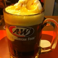 Photo taken at A&W by Lahm M. on 9/7/2012