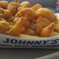 Photo taken at Johnny's Famous Reef Restaurant by DjMikelover S. on 7/10/2012