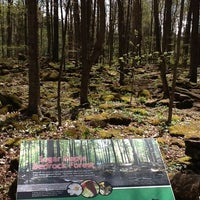 Photo taken at Crawford Lake Conservation Park by Conservation H. on 4/17/2012