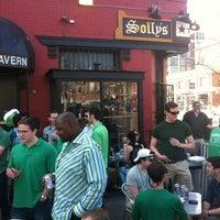 Photo taken at Solly's U Street Tavern by John C. on 3/17/2012