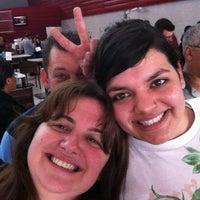 Photo taken at Biblioteca by Drika B. on 7/15/2012