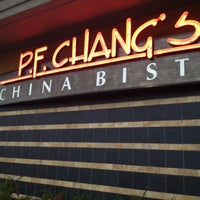 Photo taken at P.F. Chang's by Anna I. on 3/19/2012