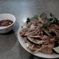 Photo taken at Dalat Oriental Restaurant by Steve C. on 8/1/2012