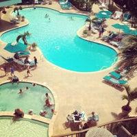 Photo taken at The Fairmont Southampton Pool by Carly L. on 4/29/2012