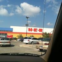Photo taken at H-E-B by Scott R. on 5/20/2012