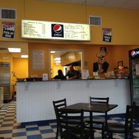 Photo taken at Pop's Burgers & Fries by Steve W. on 5/4/2012