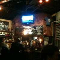 Photo taken at Tugboat Brewing Co. by Deepti K. on 3/3/2012