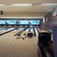 Photo taken at Valencia Lanes by Joseph R. on 4/12/2012