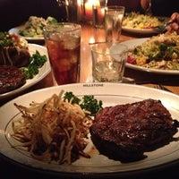 Photo taken at Hillstone Restaurant by Adrian N. on 4/19/2012