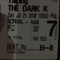 Photo taken at MBO Cinemas by Kyeroll A. on 7/21/2012