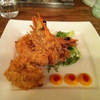 Das Foto wurde bei Restaurant Blauw von Tommy C. am 4/6/2012 aufgenommen