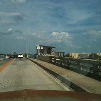 Photo taken at Silver Beach Bridge by Mary J. on 3/3/2012