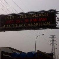 Photo taken at Jalan Tol Pelabuhan by Willy C. on 7/9/2012