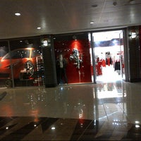 Photo taken at Ferrari Store by Omar A. on 7/18/2012
