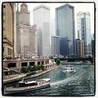 Foto scattata a Chicago Riverwalk da Becky B. il 7/13/2012