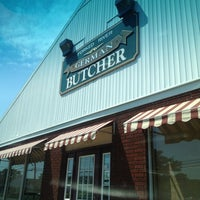 Photo taken at The German Butcher by Rob P. on 7/3/2012