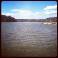 Photo taken at Lake Accotink Park by Lauren S. on 3/4/2012