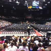 Photo taken at Convocation Center by James M. on 5/12/2012