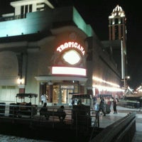 Photo taken at Tropicana Boardwalk by Rob O. on 7/24/2012