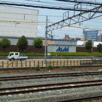 Photo taken at JR Suita Station by ichikawa Y. on 5/10/2012