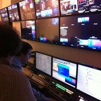 Photo taken at BFM TV by Rafa C. on 4/10/2012