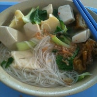 Photo taken at Marine Parade Food Centre by Tan B. on 7/24/2012