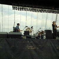 Photo taken at 2012 Beale Street Music Festival - Orion Stage by Flynn D. on 5/5/2012