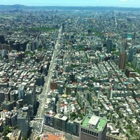Photo taken at Taipei 101 Observatory by Davy B. on 7/29/2012