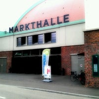 Photo taken at Markthalle by pascal ♛. on 7/13/2012