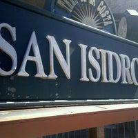 Foto tomada en Estación San Isidro [Línea Tren de la Costa] por Jorejo G. el 2/23/2012