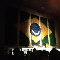 Photo taken at Cafe de La Musique by Fernanda P. on 6/30/2012