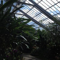 Photo taken at Matthaei Botanical Gardens by Steve S. on 8/28/2012