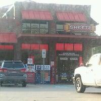 Photo taken at SHEETZ by Randy F. on 8/3/2012