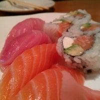 Photo taken at Gin Sushi by David M. on 4/6/2012