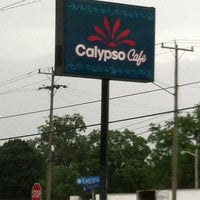 Photo taken at Calypso Cafe by Kevin M. on 6/10/2012
