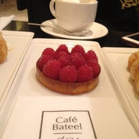 Photo taken at Café Bateel by عبدالله ا. on 8/25/2012