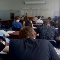 Photo taken at Аудитория 622 by OLGA S. on 6/16/2012