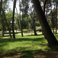 Photo taken at Parque del Oeste by Rafa M. on 5/31/2012