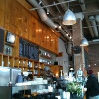 Photo taken at Zeitgeist Kunst & Kaffee by Kerry M. on 6/12/2012