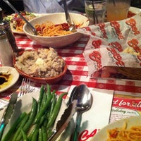 Photo taken at Buca di Beppo Italian Restaurant by Kathy O. on 4/4/2012