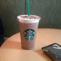 Photo taken at Starbucks by Dominic A. on 3/10/2012