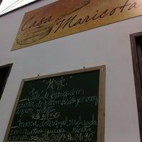 8/30/2012에 Camila I.님이 Restaurante Casa Maricota에서 찍은 사진