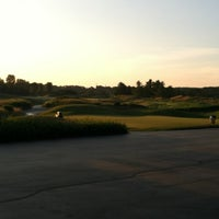 Photo taken at Blackwolf Run Golf Course by Nick P. on 7/8/2012