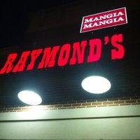 Photo taken at Raymond's Mangia Mangia by Kimberly H. on 7/7/2012