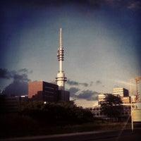 Photo taken at KPN Toren by Nathan B. on 8/27/2012