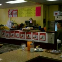 Photo taken at Lincoln's Waffle Shop by Paul F. on 5/12/2012